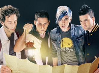 Marianas Trench Soars To New Heights with Astoria