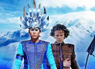 Empire of the Sun's Ice on the Dune Keeps you Cold