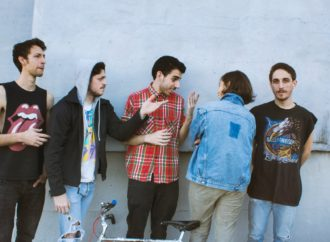 Bones Garage Sounds Young and Bold in Birthmarks
