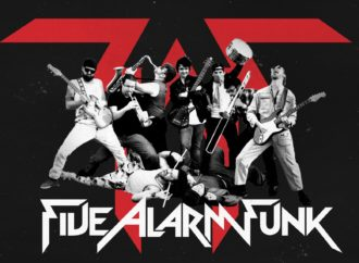 Win Tickets to Five Alarm Funk's Show in Montreal June 22nd